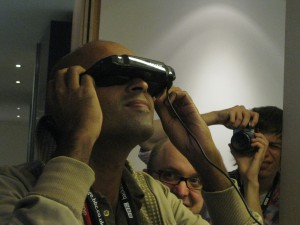 Virtual Reality Will Take GamingOutside