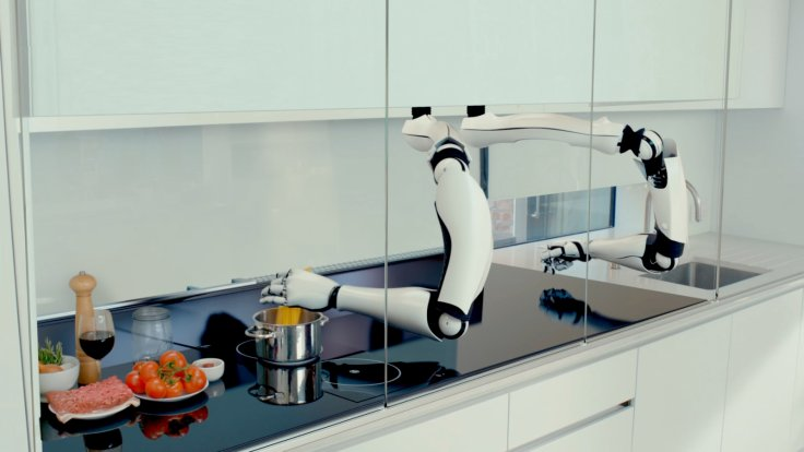 Kitchen of the Future Coming to Your House Soon – Or Only to the Rich?
