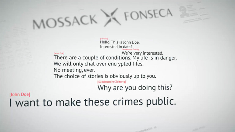 Lessons from the PanamaPapers
