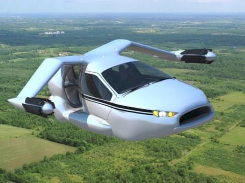 The Flying Taxis Are On Their Way
