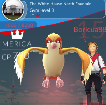 Pokemon Go: a New Tool for Gaining Power inSociety?